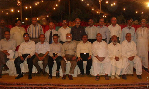 2nd Reunion of Former Aramco Employees in Pakistan