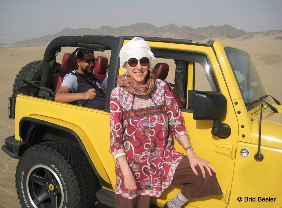 A Conversation with Brid Beeler: Saudi Arabia's Female Pioneer of Desert Adventure Tourism