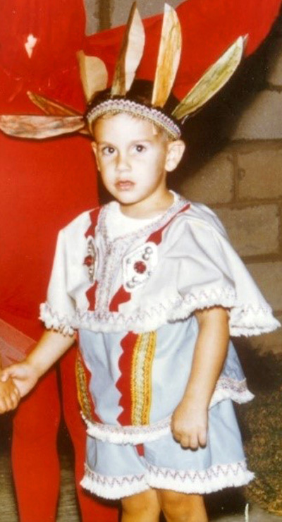 Chris' Story: Memories from Holidays in Dhahran