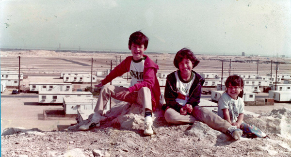 Linda's Story: Life During Expatriate Arabia in the 80s and the Gulf War