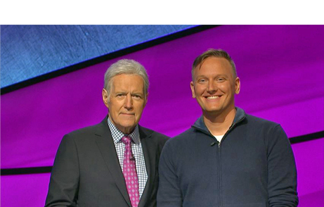 Meet Jeopardy! Champion and Aramco Brat Ryan Bradley