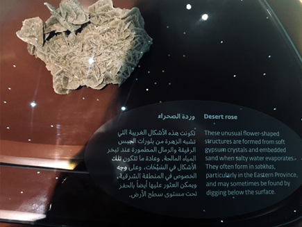 Trip to the Ithra Musuem
