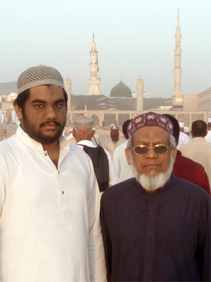 A Family Trip to Kingdom of Saudi Arabia for Performing Umra