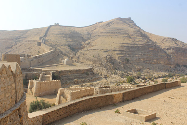 An Exploring Trip to Rani Kot Fort in the Interior of Sindh, Pakistan