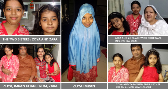 Ameen-Khatam-e-Quran of Baby Zoya Imran
