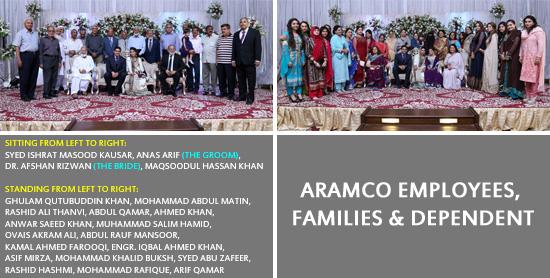 Anas Arif Weds Dr. Afshan Rizwan in Karachi