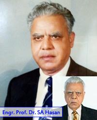 Engr. Prof. Dr. SA Hasan