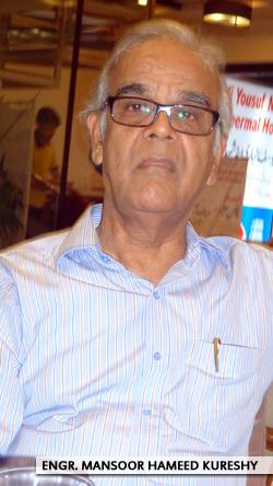 Engr. Mansoor H. Kureshy