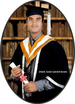Engr. Saad Qaiser Khan – A Fresh Computer & Information Systems Engineer from NEDUET 2014