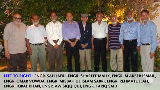 Engr. Syed Misbah Ul Islam Sabri Visits Relatives in Pakistan