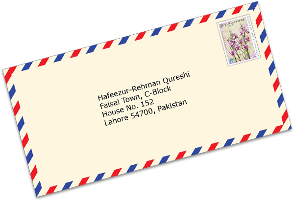 FDR and Hafeez Qureshi: Two Philatelists of Note