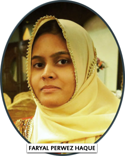 Faryal Perwez Haque