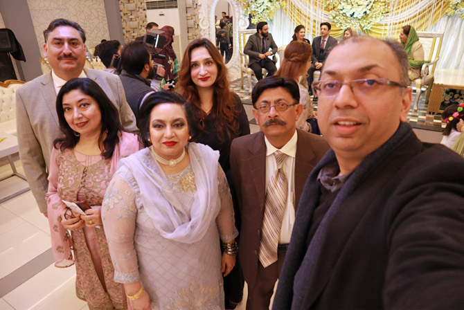 Habib Ahmed Weds Shazia Altaf
