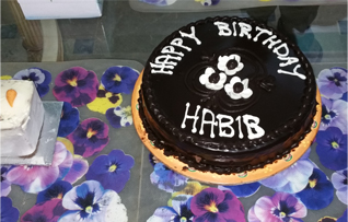 Habib Ur Rehman Celebrated His 12th Happy Birthday