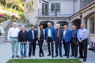 NED69ers Mini Reunion held in Orinda, California