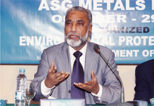 NED69ers - Welfare Visit to Engr. Abdul Wahab Siddiqui