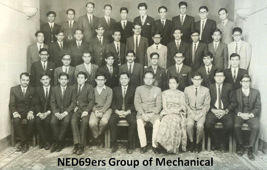 NED69ers Group of Mechanical