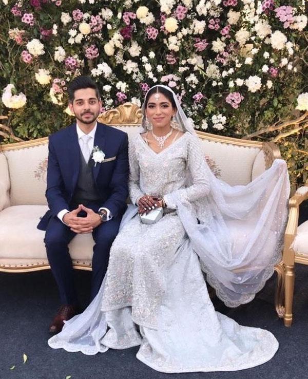 Osama Nafees Qureshi Weds Fiza Liaqat