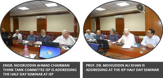 Prof. Dr. Mohiuddin Ali Khan