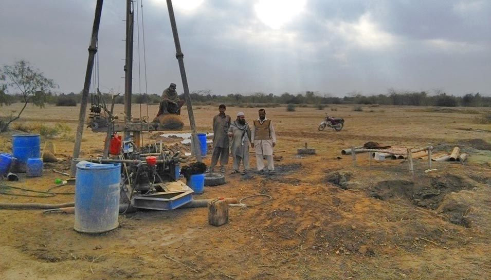 Rehmat Ul Alameen Welfare Organization - Tube Well Project