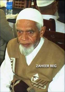 SAEEA Visit To Ailing Member - Zaheer Beg