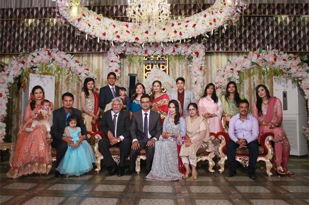 Saad Salim Weds Iffat Javed