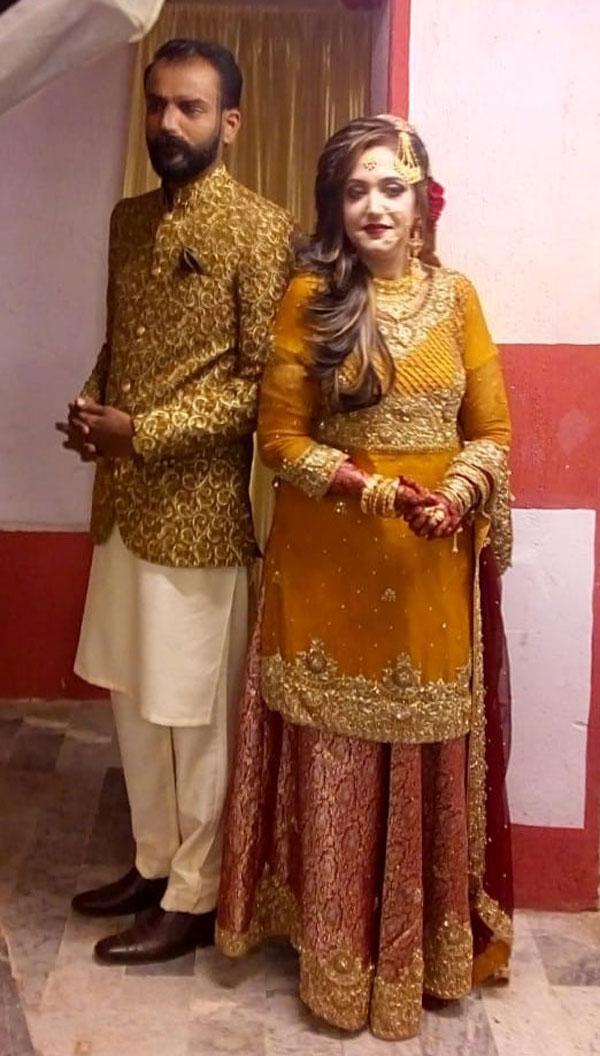 Syed Moazzam Ali Weds Fozia Mazhar