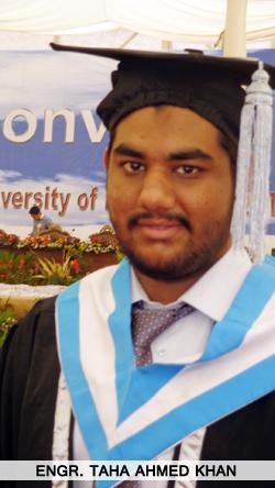 Engr. Taha Ahmed Khan