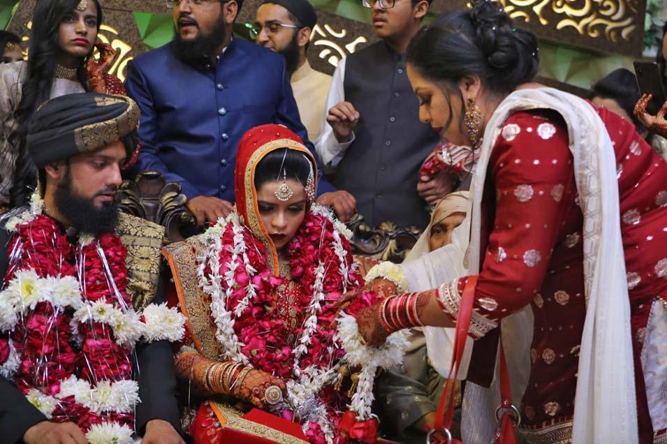 Umaima Abdul Bari Weds Muhammad Zubair Sultani