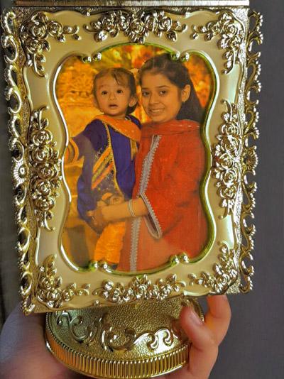 Zara Imran Celebrate her 12th Happy Birthday