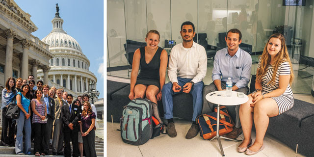 2018 Washington, DC Summer Internship Program