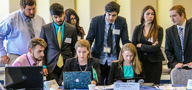Spring 2018 Model Arab League Opportunities