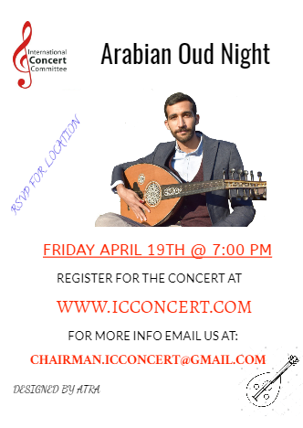 Arabian Oud Night Concert