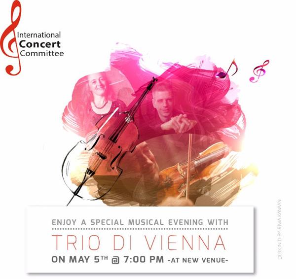 ICC - Trio di Vienna Concert