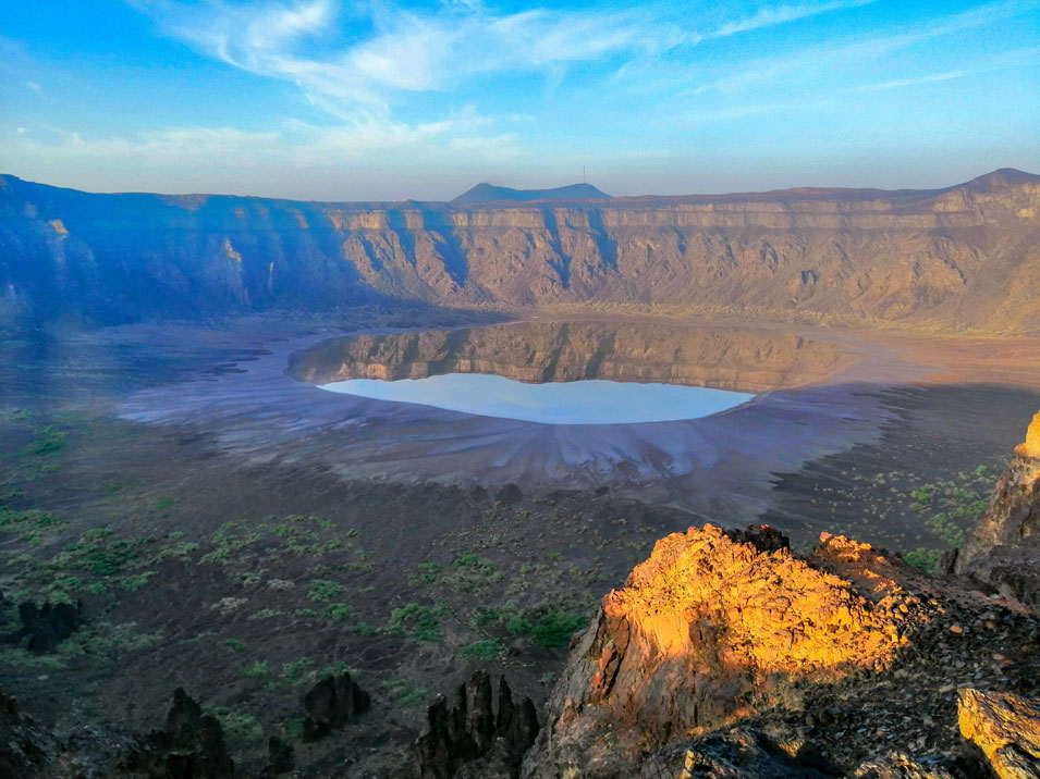 The Seven Natural Wonders of Arabia