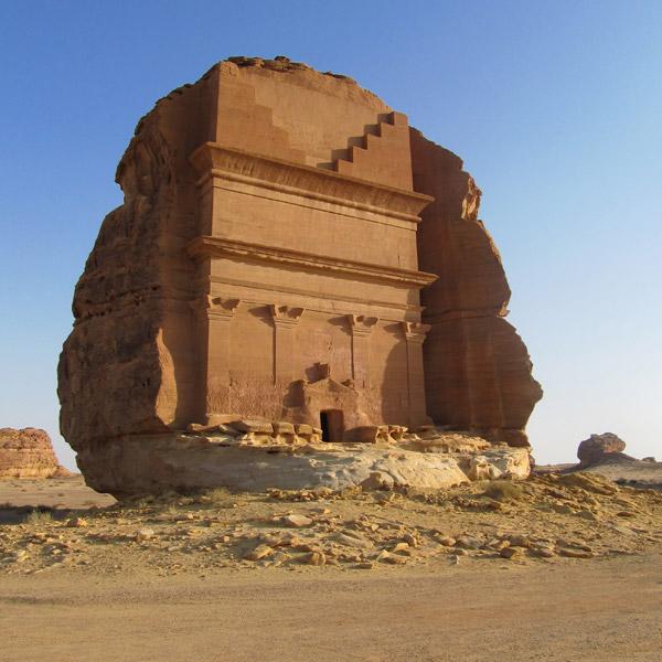 The Seven Wonders of Arabia, Part I: Madâin Sâlih