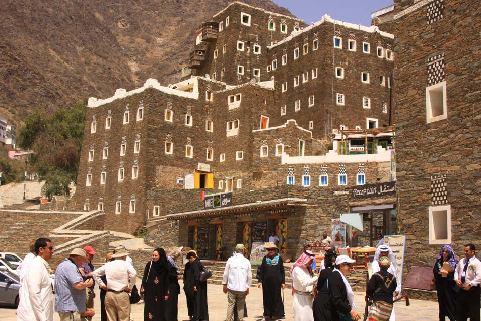 The Seven Wonders of Arabia, Part VI: Rijal Alma—A Wonder to Behold