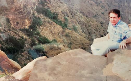 A Trip Down Memory Lane with Bil Jines