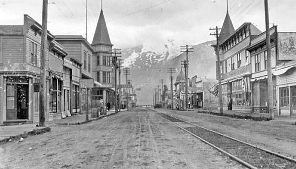 Alaska a Century Ago: A History Lesson