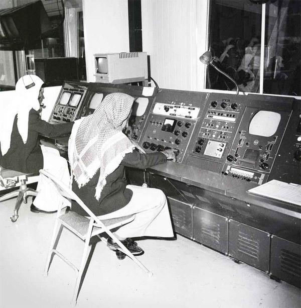 Saudis Recall History's Greatest TV Event: Apollo Moon Landing