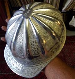 Hard Hats for Hardy Men