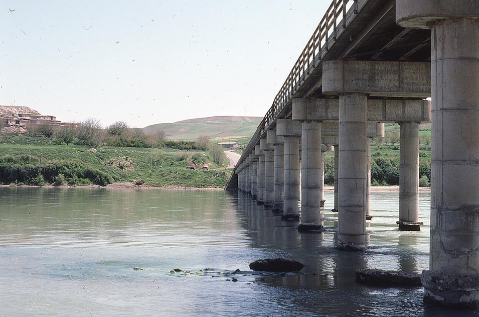 Aramcons Challenge the Euphrates, Part VIII: Deliverance