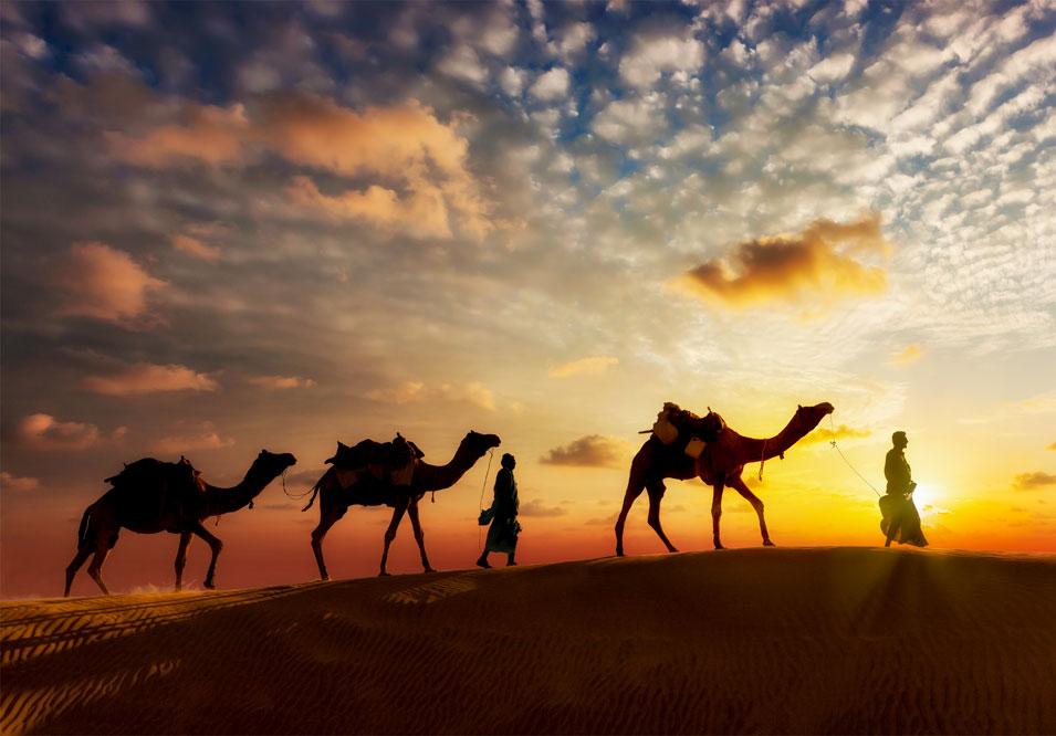 Desert Voices: Arabic Poetry Through the Ages, Part I – Pre-Islamic Poetry