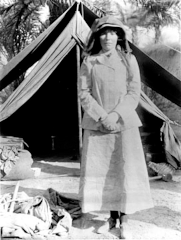 Gertrude Bell: Queen of the Desert or The Female Lawrence of Arabia