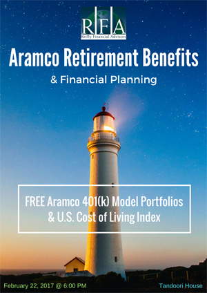Last Call! Aramco Retirement Benefits and Financial Planning