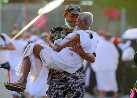 Meet the Saudi Photographer Behind Hajj 2019's Most Iconic Picture