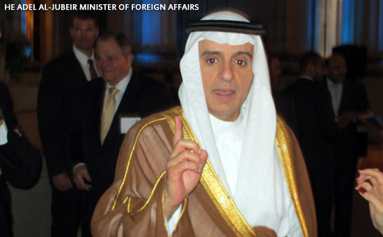HE Adel Al-Jubeir Minister of Foreign Affairs