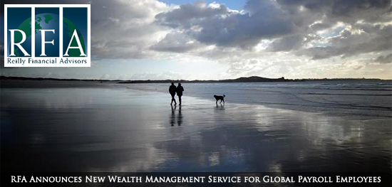 RFA Announces New Wealth Management Service for Global Payroll Employees