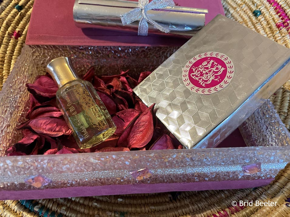 Rose Oil – Aroos – the Bride of Arabia