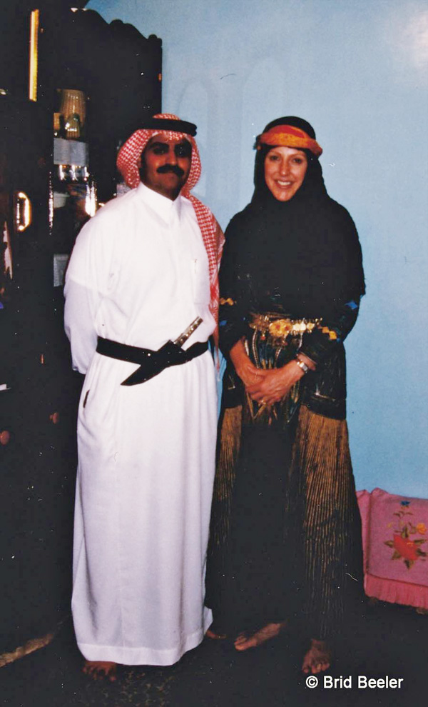 Saudi Dress: The Beginnings of a Modest Collection